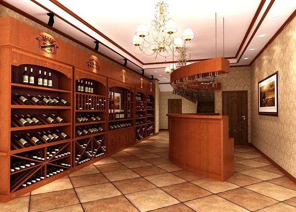 家庭酒柜的几种装修样式
