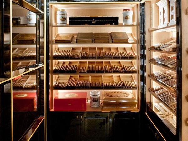 华廷酒窖定制雪茄屋,邂逅更醇香的味道