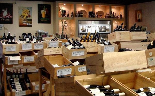高颜值的高端酒窖—红酒行
