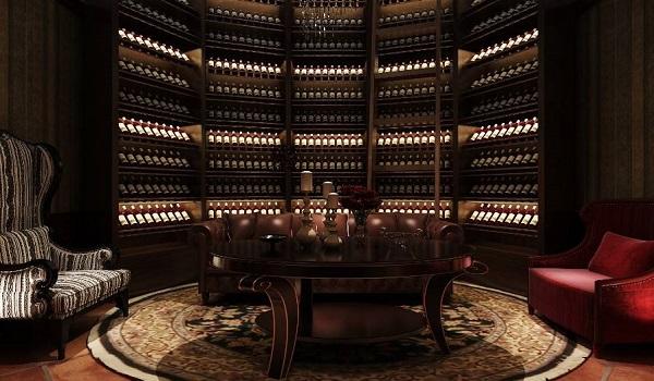 设计红酒展示厅要注意的几个事项