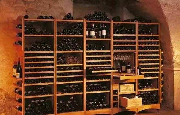 酒窖窖藏葡萄酒的学问