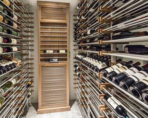 普通人也能打造的家庭式酒窖