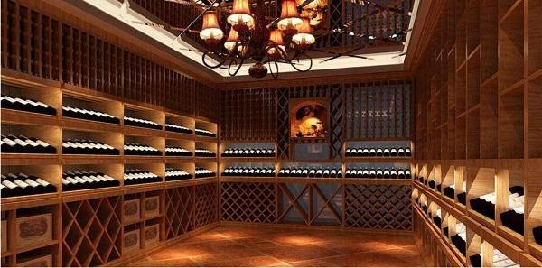 鼠年数华廷酒窖定制的优势