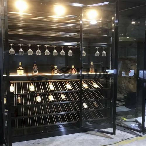不锈钢恒温酒柜的定制用途
