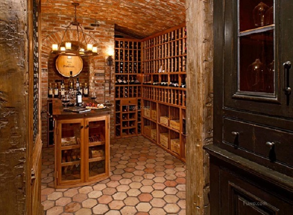酒窖的神奇魅力