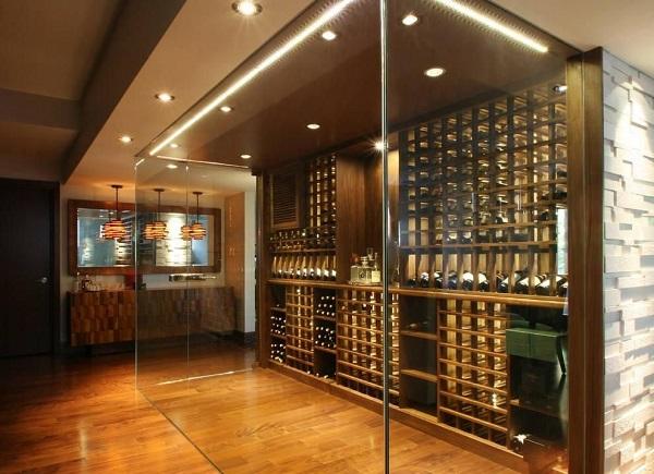 時代發展里的酒窖