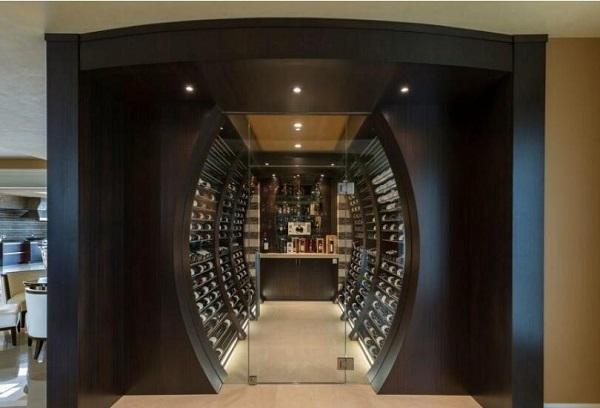葡萄酒对酒窖的依赖性