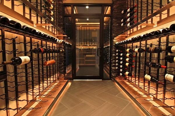 菜鸟级骨灰级都能打造的私人酒窖