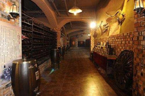 大型酒窖酒庄规划参考