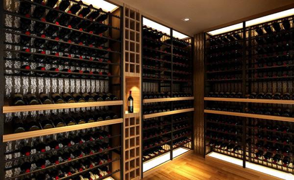 可以设计的几类酒窖