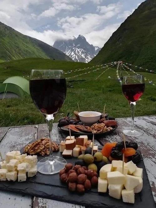當葡萄酒遇上奶酪