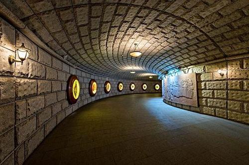 國內天然的地下酒窖介紹