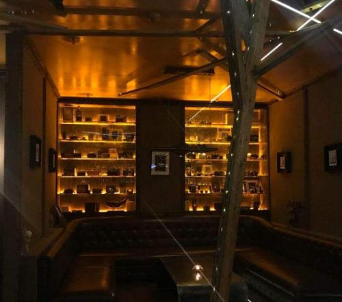 酒窖清吧設計概念