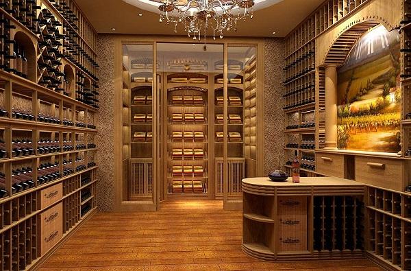 专业酒窖需配备专业酒窖空调