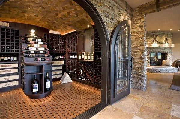 酒窖灯光设计是酒窖建造的重要环节