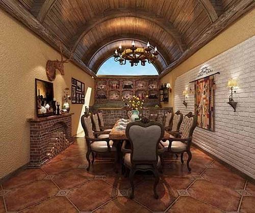 建造地下酒窖的优势