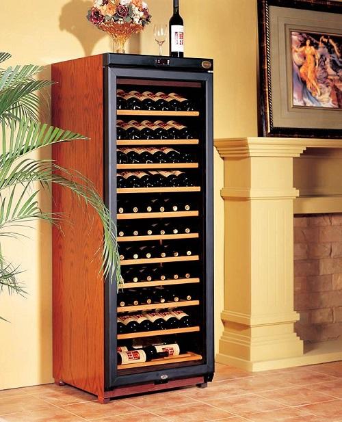 恒溫酒柜,經濟方便的葡萄酒儲藏空間
