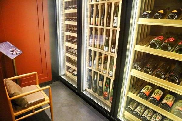 葡萄酒儲藏空間設計