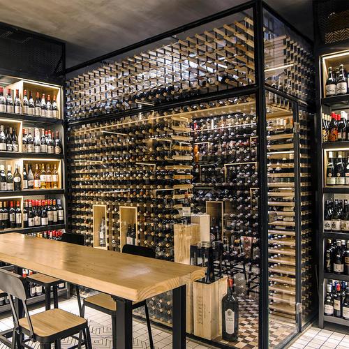 """酒窖,葡萄酒的""""家"""""""