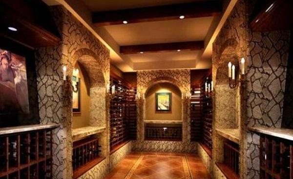 别墅私人酒窖的建造