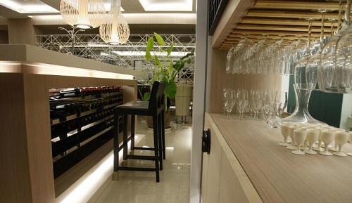 酒柜设计样式分享