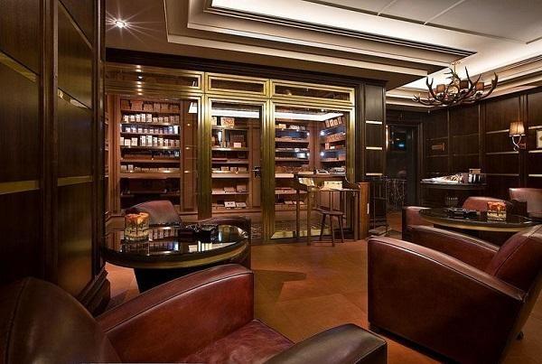 雪茄房,有效控制雪茄的储存环境