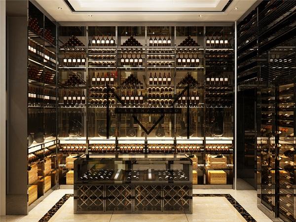 常见的五种酒窖设计风格